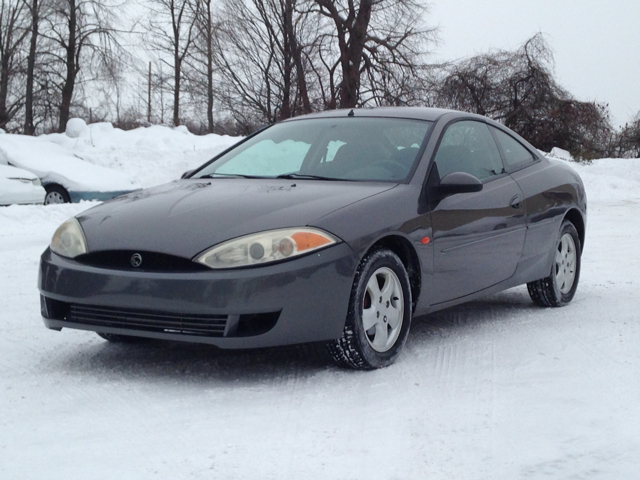 Used 2002 mercury cougar for sale for Kenny motors morris il