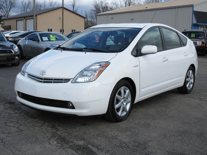 2007 toyota prius 4dr hatchback in lapeer mi thompson motors for Thompson motors lapeer mi