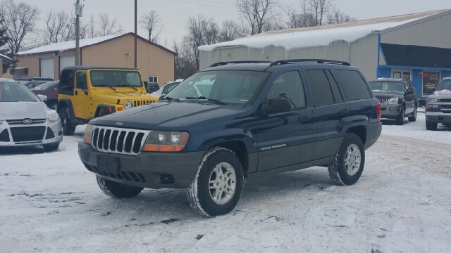 2002 jeep grand cherokee laredo 2wd 4dr suv in lapeer mi for Thompson motors lapeer mi
