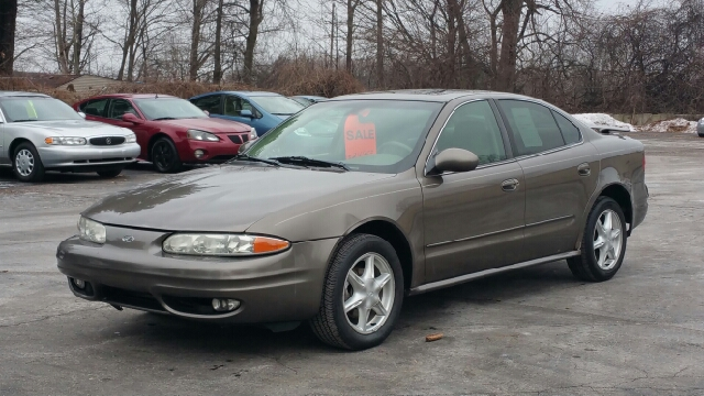 2002 oldsmobile alero gl 4dr sedan w 1sb in lapeer mi for Thompson motors lapeer mi