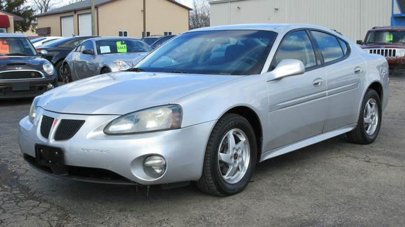 2004 pontiac grand prix gt1 4dr sedan in lapeer mi for Thompson motors lapeer mi