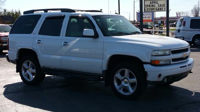 2002 Chevrolet Tahoe Lt 4wd 4dr Suv In Lapeer Mi