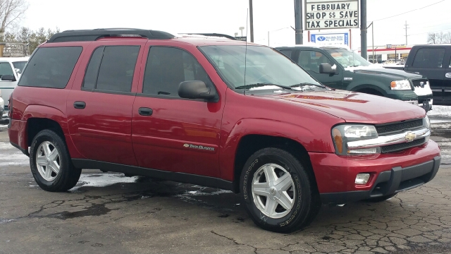 2003 chevrolet trailblazer ext ls 4wd 4dr suv in lapeer mi for Thompson motors lapeer mi