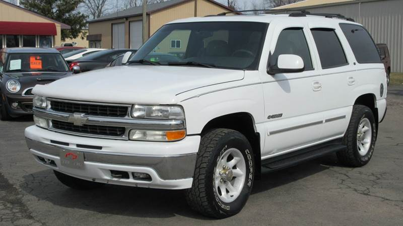 2001 chevrolet tahoe lt 4wd 4dr suv in lapeer mi for Thompson motors lapeer mi