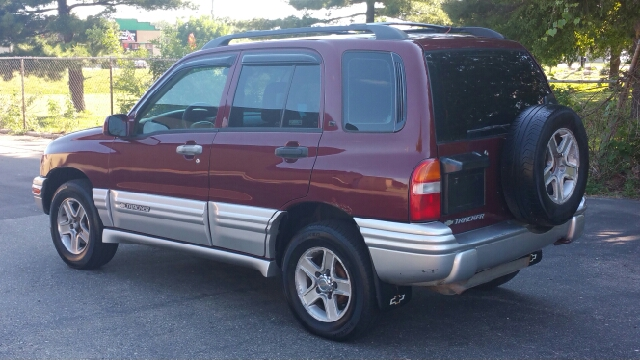 2002 Chevrolet Tracker Lt 4wd 4dr Suv In Lapeer Mi