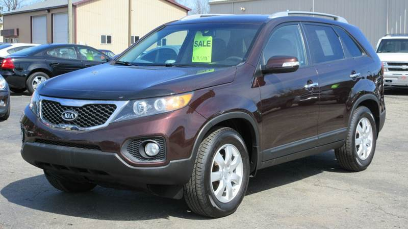 2012 kia sorento lx 4dr suv i4 gdi in lapeer mi for Thompson motors lapeer mi