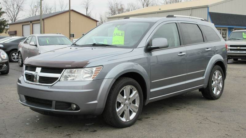 2009 dodge journey r t 4dr suv in lapeer mi thompson motors for Thompson motors lapeer mi