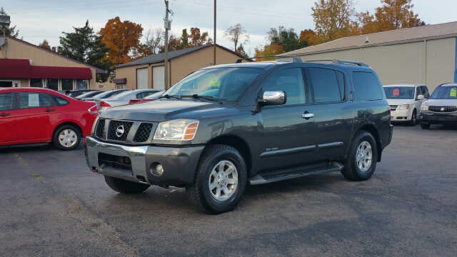 2004 nissan armada se off road 4wd 4dr suv in lapeer mi for Thompson motors lapeer mi