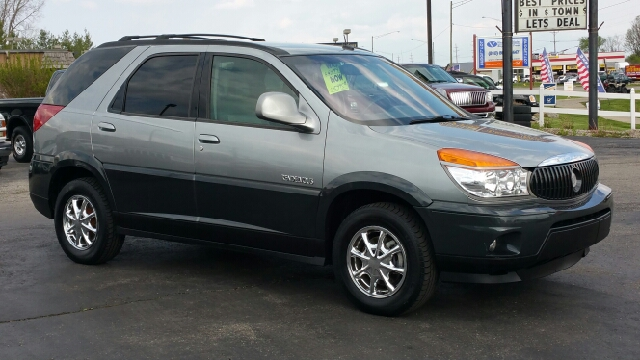 2003 buick rendezvous awd cxl 4dr suv in lapeer mi. Black Bedroom Furniture Sets. Home Design Ideas