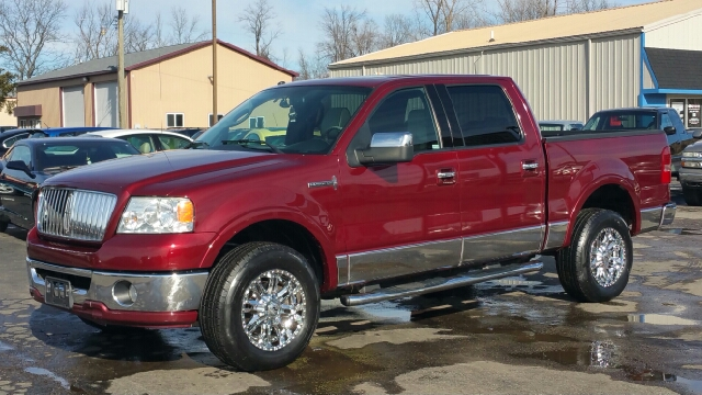 2006 lincoln mark lt base 4dr supercrew 4wd sb in lapeer for Thompson motors lapeer mi