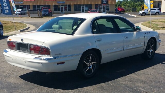 2003 buick park avenue ultra 4dr supercharged sedan in for Thompson motors lapeer mi
