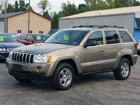 2005 Jeep Grand Cherokee for sale in Lapeer, MI