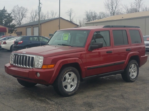 2006 Jeep Commander for sale in Lapeer, MI