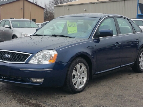 2006 Ford Five Hundred for sale in Lapeer, MI