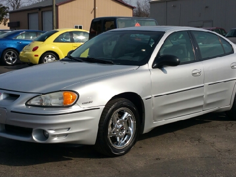 2003 pontiac grand am for sale for Thompson motors lapeer mi