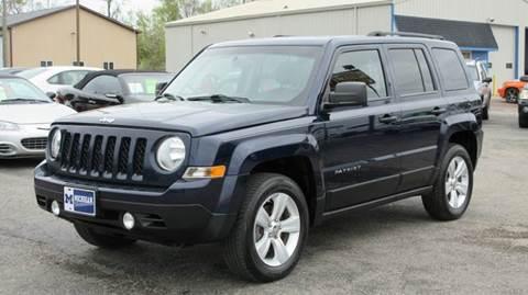 2012 Jeep Patriot for sale in Lapeer, MI
