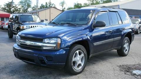 2003 Chevrolet TrailBlazer for sale in Lapeer, MI