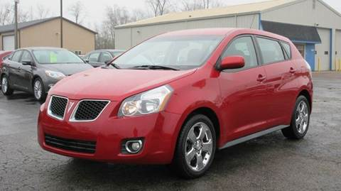 2010 pontiac vibe for sale for Thompson motors lapeer mi