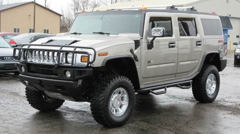 Hummer h2 for sale for Thompson motors lapeer mi