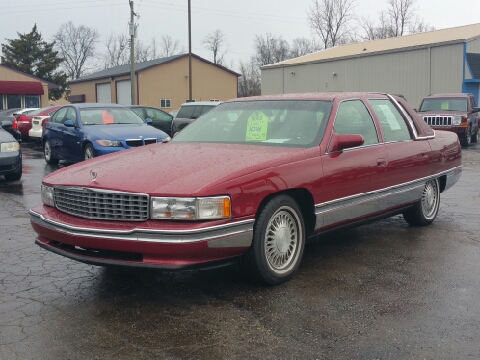1994 cadillac deville for sale for Thompson motors lapeer mi