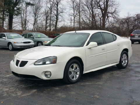 2005 pontiac grand prix for sale claremont nh for Thompson motors lapeer mi