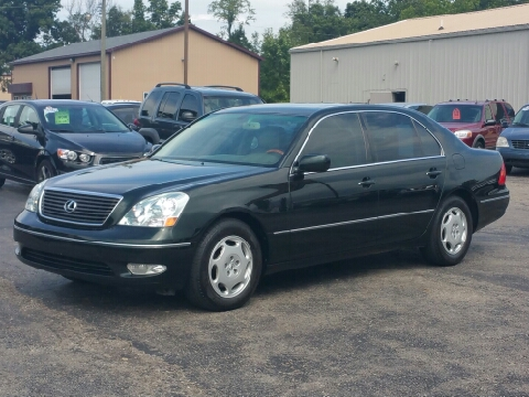 2001 lexus ls 430 for sale for Thompson motors lapeer mi
