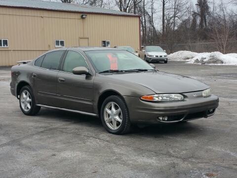 2002 Oldsmobile Alero for sale in Lapeer, MI