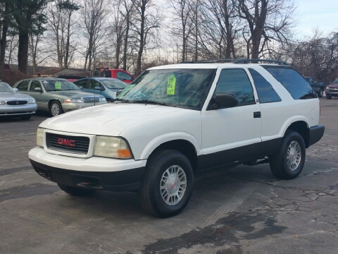 Gmc jimmy for sale for Thompson motors lapeer mi