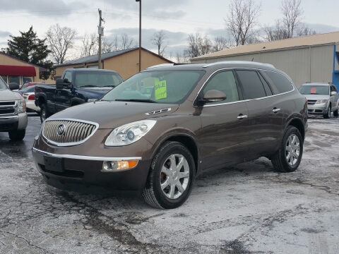 2008 buick enclave for sale for Thompson motors lapeer mi