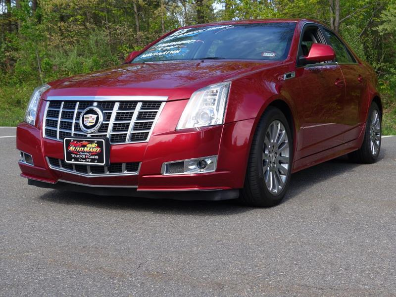2013 Cadillac Cts AWD 3.6L Performance 4dr Sedan In Derry NH - Auto Mart