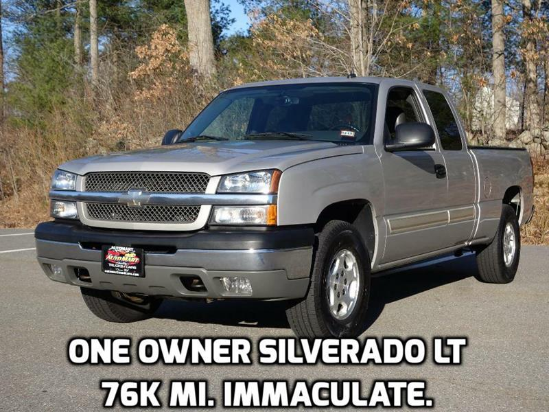 2004 Chevrolet Silverado 1500 In Derry NH - Auto Mart