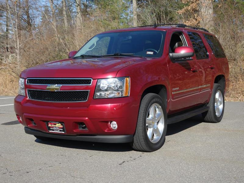 Chevrolet Tahoe For Sale in Derry, NH - Carsforsale.com