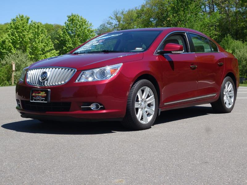 2011 Buick Lacrosse AWD CXL 4dr Sedan In Derry NH - Auto Mart