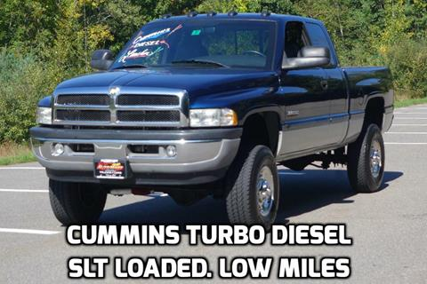 2002 Dodge Ram Pickup 2500 for sale in Derry, NH