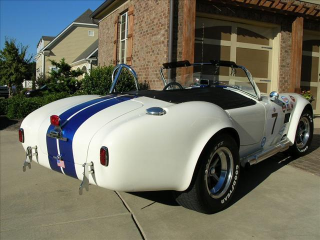 1965 Ford Superformance Cobra - Mcdonough GA
