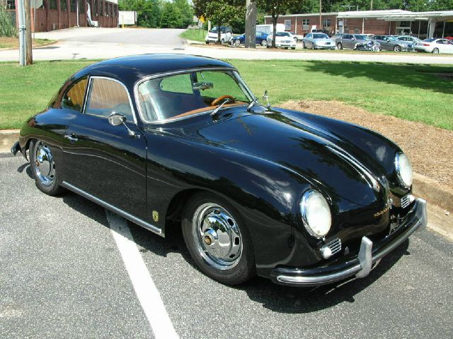 1958 Porsche 356 Coupe JPS - Mcdonough GA