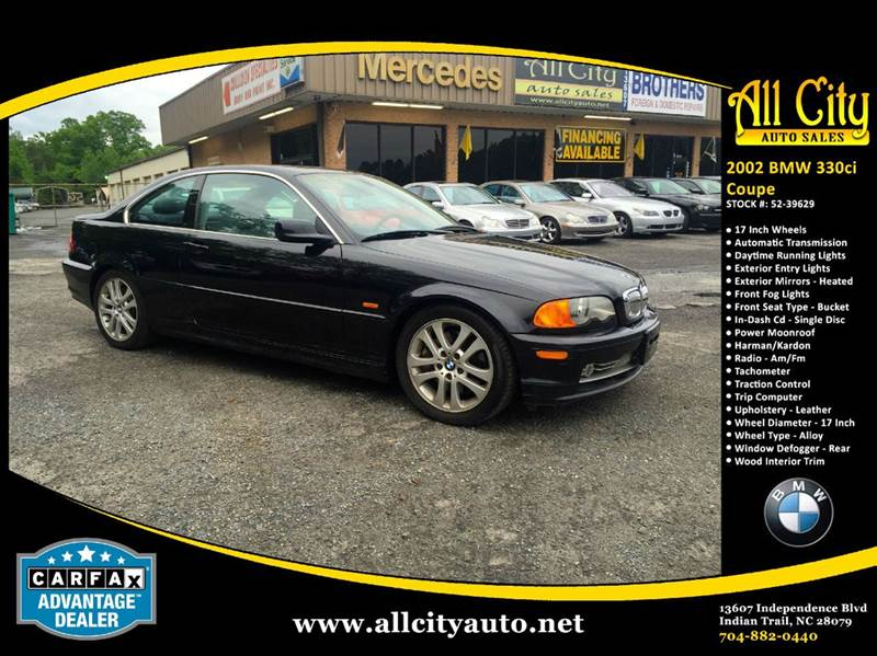 2002 Bmw 3 Series For Sale In Tallahassee Fl