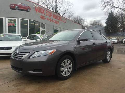 2007 Toyota Camry Hybrid for sale in Kansas City, MO