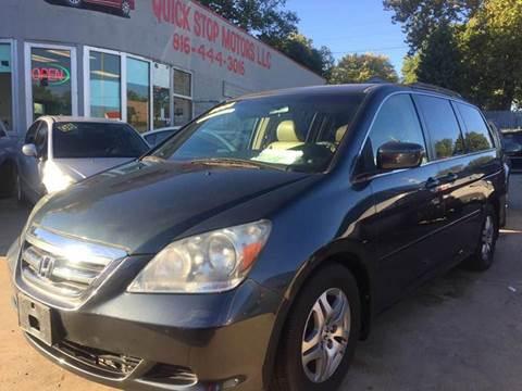 2005 Honda Odyssey for sale in Kansas City, MO