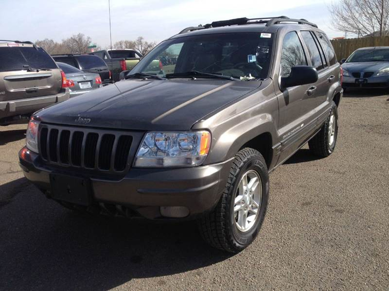 2000 jeep grand cherokee limited 4dr limited 4wd suv in golden co. Cars Review. Best American Auto & Cars Review