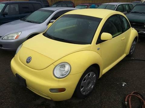 2000 Volkswagen New Beetle for sale in Golden, CO