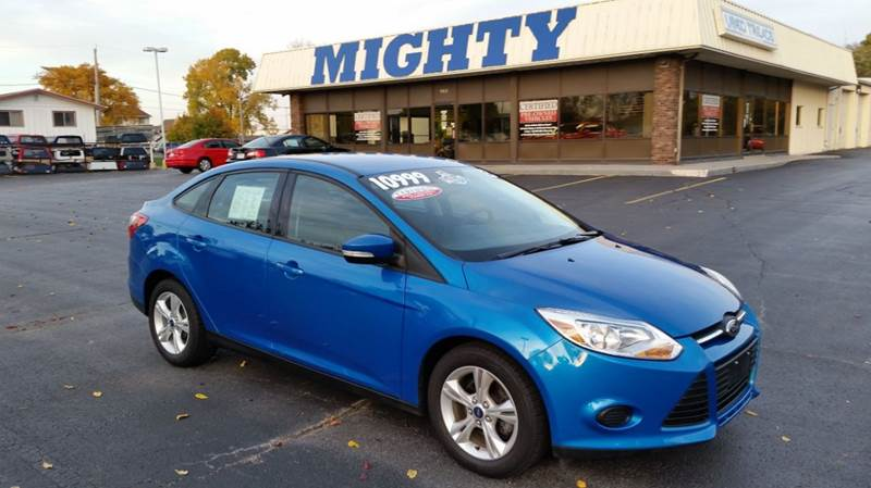 2013 ford focus for sale in neenah wi. Black Bedroom Furniture Sets. Home Design Ideas