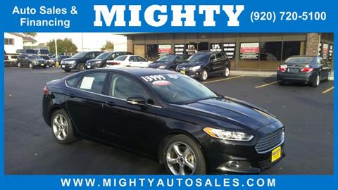 2014 Ford Fusion for sale in Neenah, WI