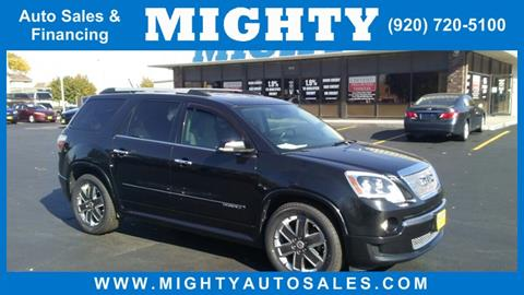 2011 GMC Acadia for sale in Neenah, WI