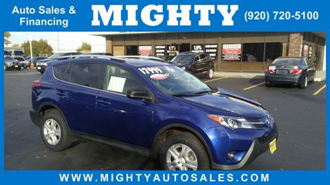 2014 Toyota RAV4 for sale in Neenah, WI