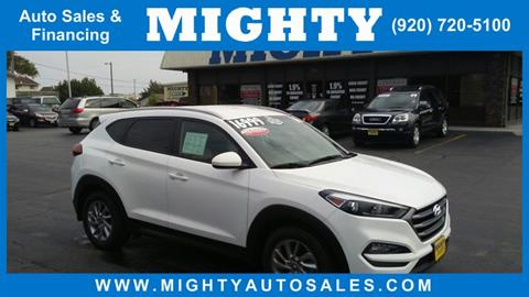 2016 Hyundai Tucson for sale in Neenah, WI