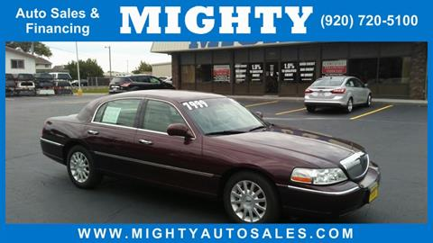 2007 Lincoln Town Car for sale in Neenah, WI