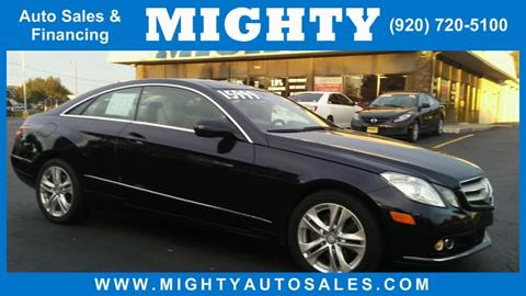 2010 Mercedes-Benz E-Class for sale in Neenah, WI