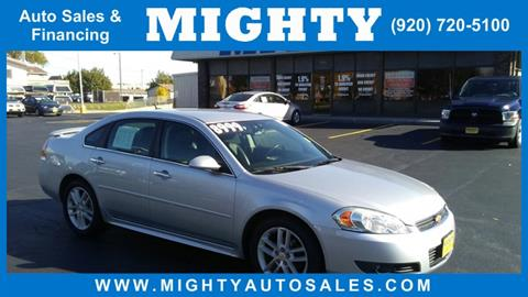 2011 Chevrolet Impala for sale in Neenah, WI