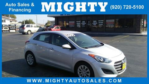 2016 Hyundai Elantra GT for sale in Neenah, WI